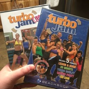 Beachbody DVDs